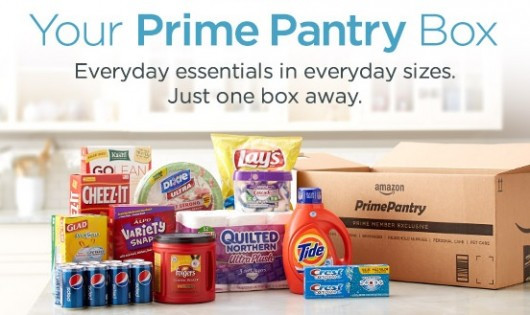 Best ideas about Amazon Prime Pantry Credit . Save or Pin Amazon $5 99 Prime Pantry Credit With No Rush Shipping Now.