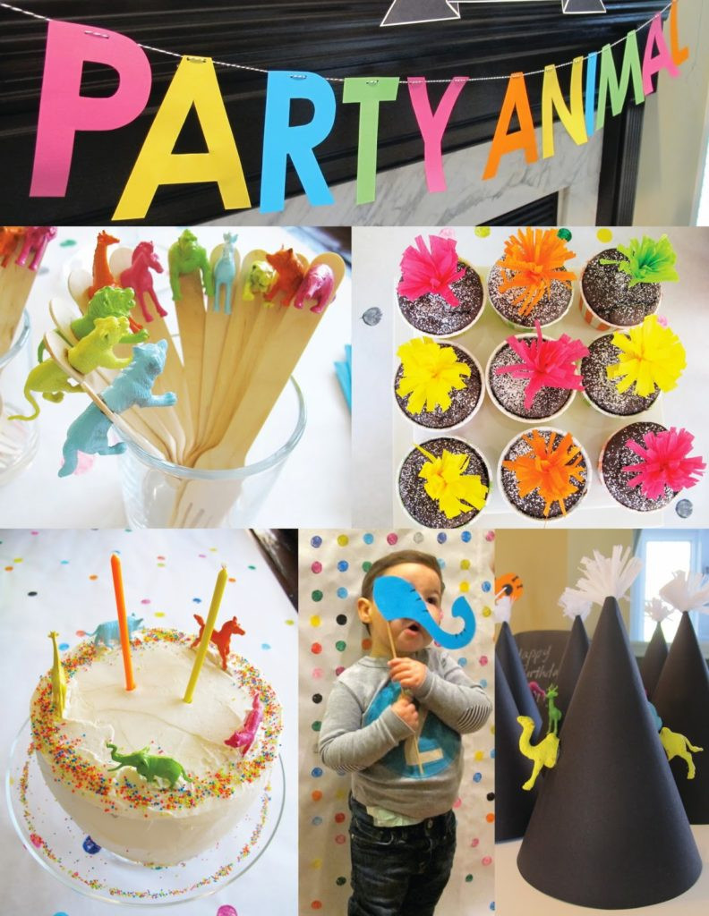 Animal Themed Birthday Party  ARI'S ANIMAL THEMED PARTY PART 1