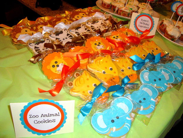 Animal Themed Birthday Party  There are only two ways to live your life Zoo Animal