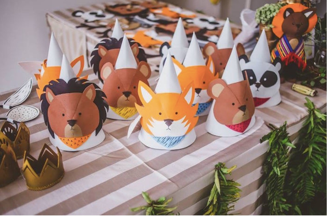 Animal Themed Birthday Party  8 Backyard Party Ideas for Toddlers