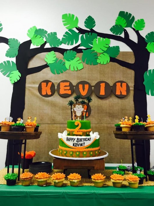 Animal Themed Birthday Party  Some Astonishing DIY Birthday Party Ideas for Zoo & Jungle