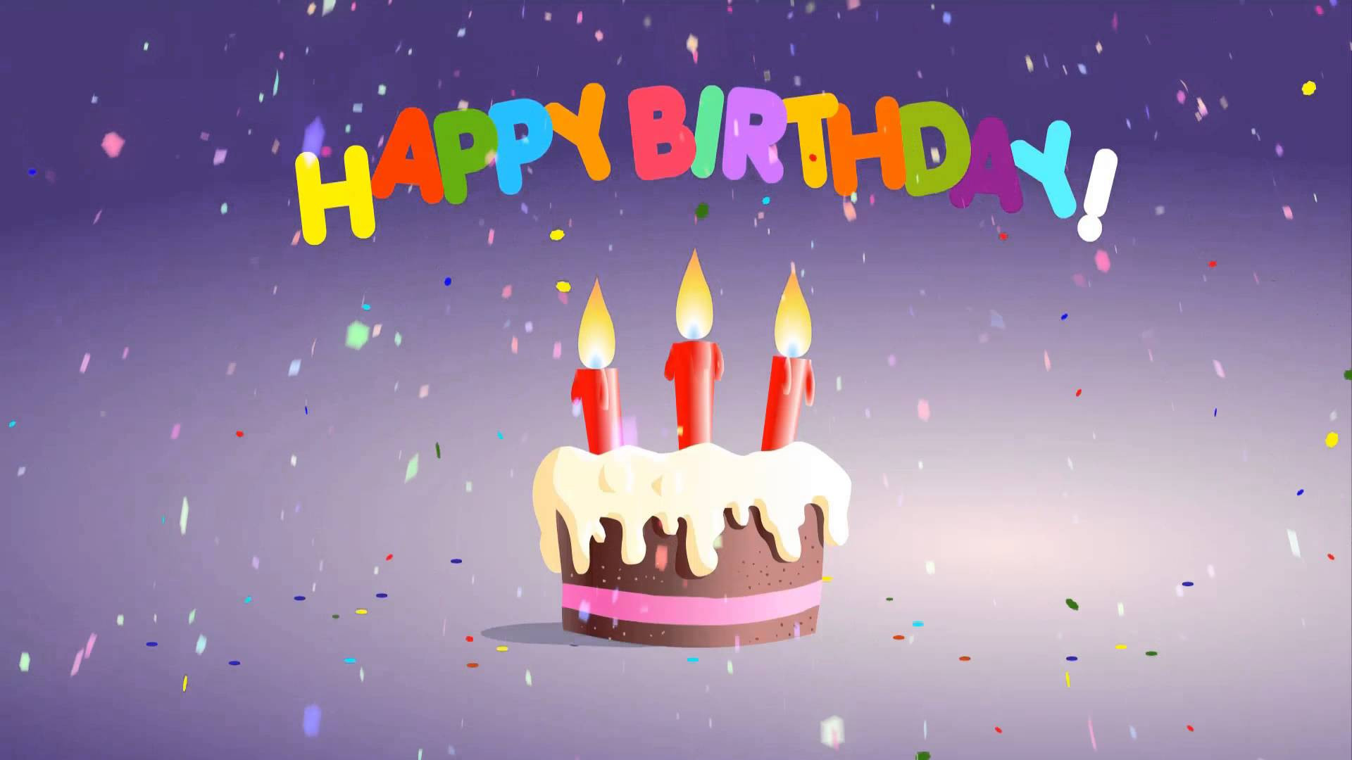 Animated Happy Birthday Wishes  alles Gute zum Geburtstag Bilder animiert HD