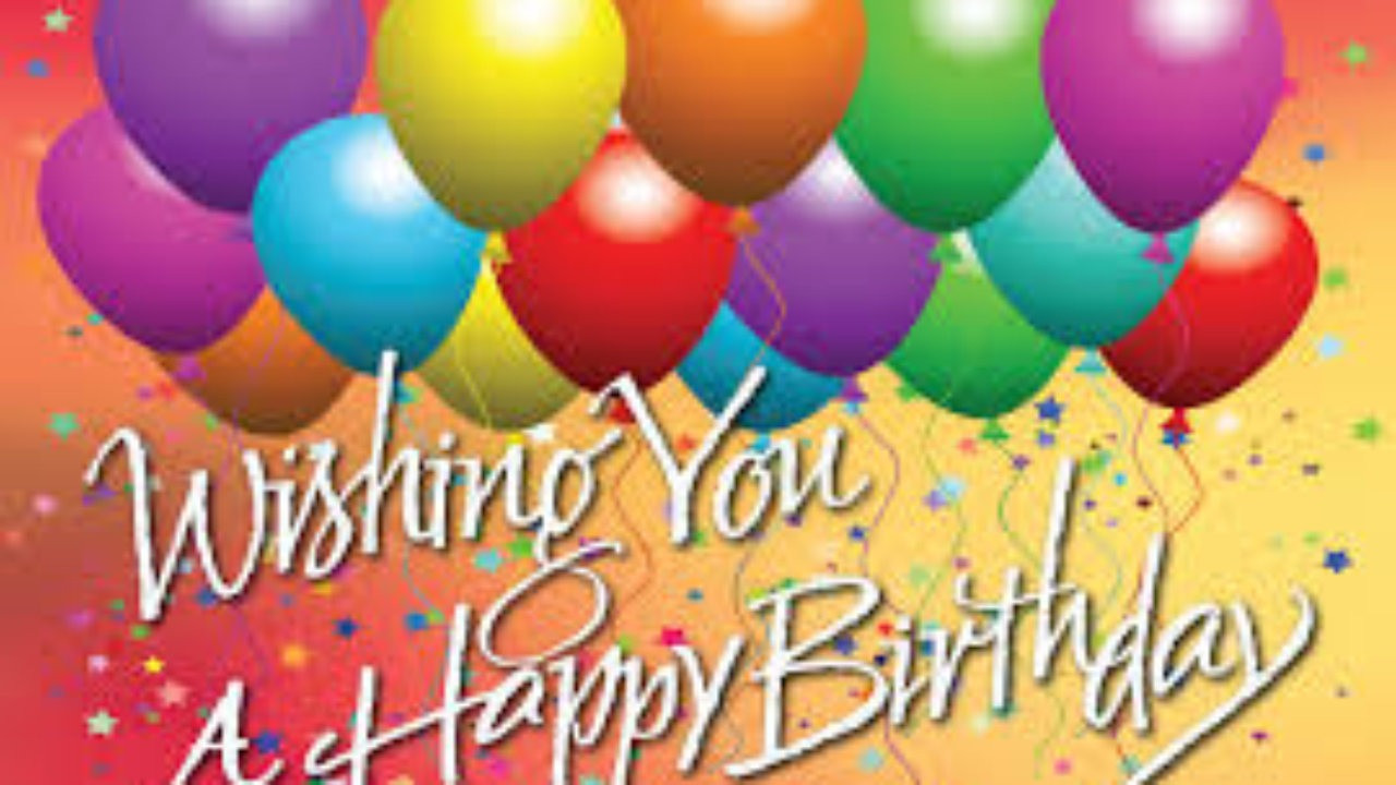 Animated Happy Birthday Wishes  Birthday Animations Free Download