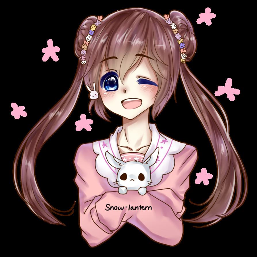 Best ideas about Anime Bun Hairstyles . Save or Pin Bun Bun by Snow Lantern on DeviantArt Now.