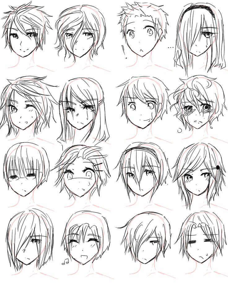 Anime Hairstyle  Quick hairstyles for Anime Guy Hairstyle Must see Anime