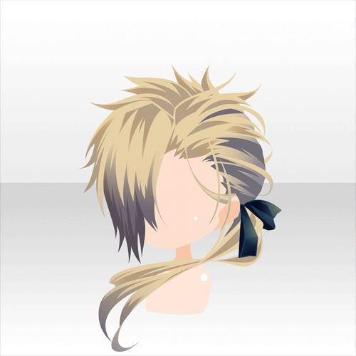 Anime Male Hairstyle  235 best images about Chibi Anime hair styles on