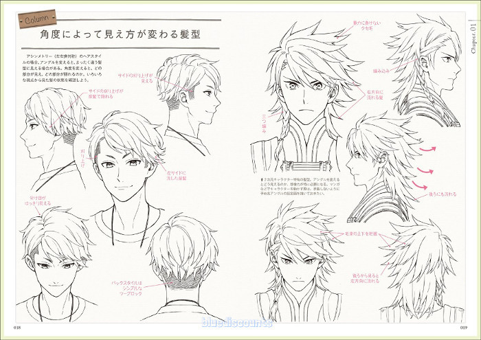 Anime Male Hairstyle  anime mens hairstyles Hairstyles By Unixcode