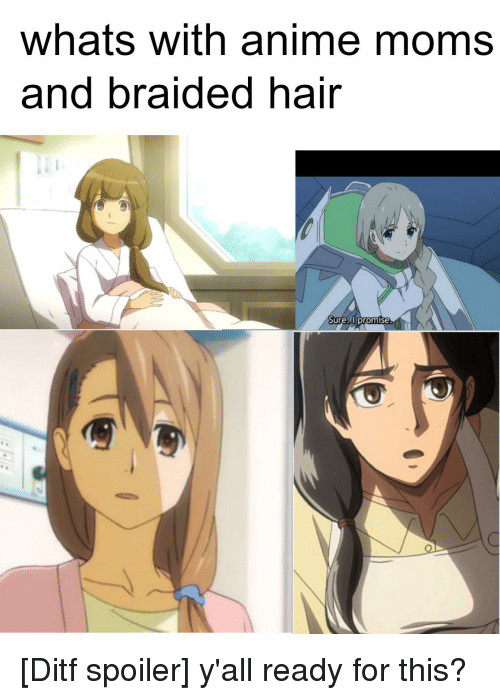 Anime Mother Hairstyle Of Death  25 Best Memes About Anime Moms