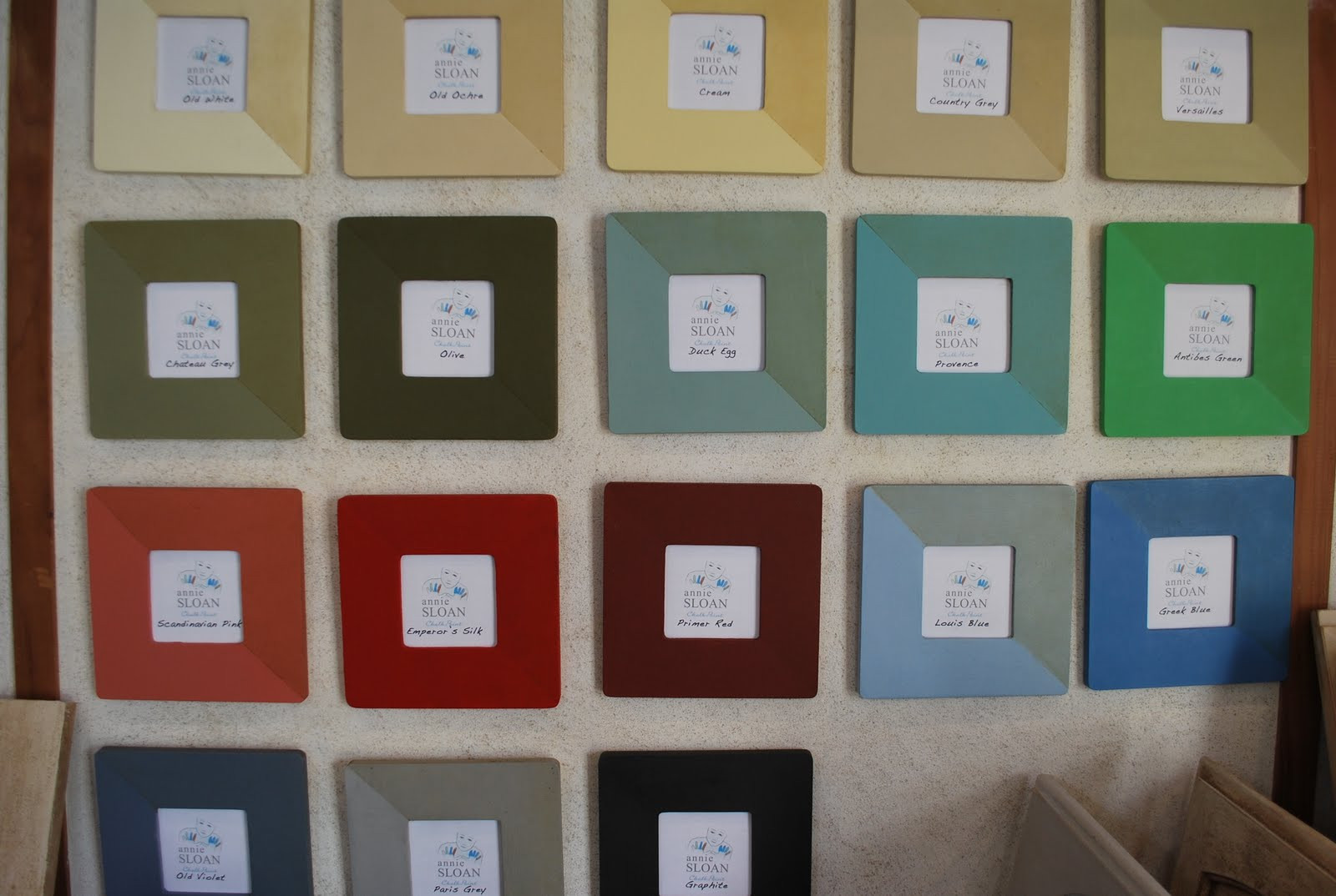 Best ideas about Annie Sloan Paint Colors . Save or Pin The Studio at 3 Oaks A Creative Journey Chalk It Up Now.
