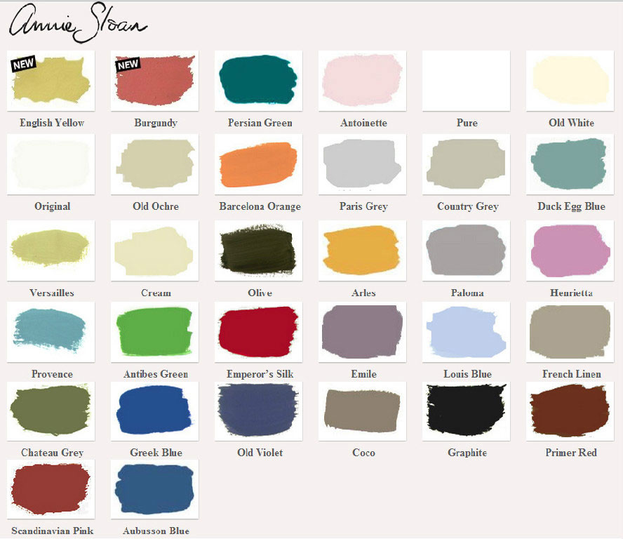 Best ideas about Annie Sloan Paint Colors . Save or Pin Annie Sloan Chalk Paint Stockist Wallpaper Idaho with Now.