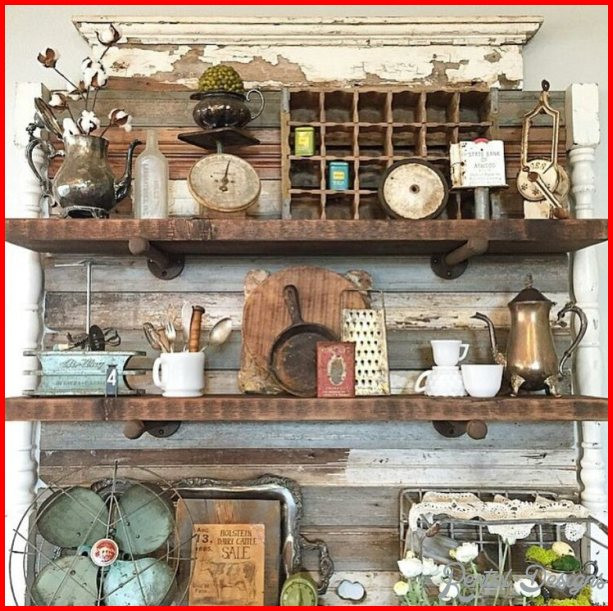 Best ideas about Antique Kitchen Decor . Save or Pin Vintage Kitchen Decorating Ideas RentalDesigns Now.