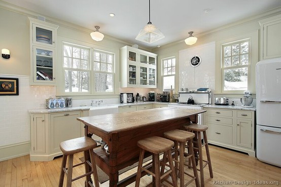 Best ideas about Antique Kitchen Decor . Save or Pin 3 Ways To Make Your Kitchen Look Vintage Now.