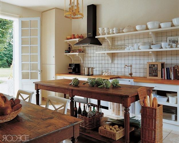 Best ideas about Antique Kitchen Decor . Save or Pin Top 10 Coolest Vintage Kitchens Now.