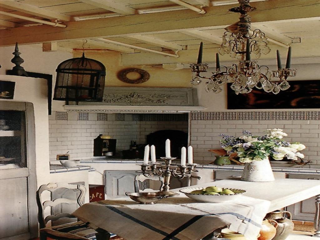 Best ideas about Antique Kitchen Decor . Save or Pin Vintage country decorating ideas antique kitchen Now.
