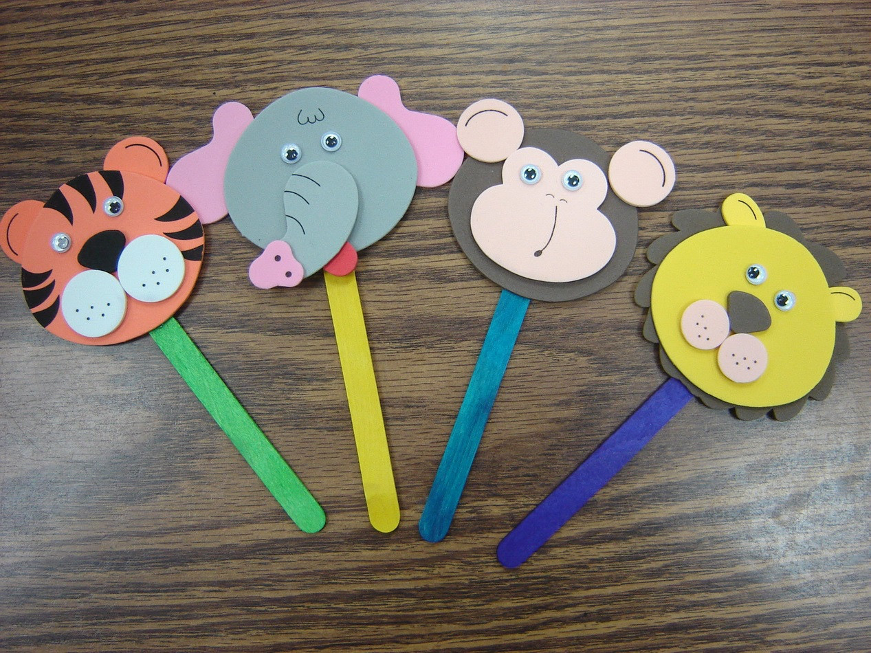 Best ideas about Art And Craft Ideas For Preschoolers . Save or Pin Kindergarten Craft Ideas Children DMA Homes Now.