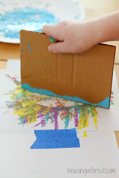 Best ideas about Art And Craft Ideas For Preschoolers . Save or Pin Easter Arts And Crafts Activities For Toddlers – Happy Now.