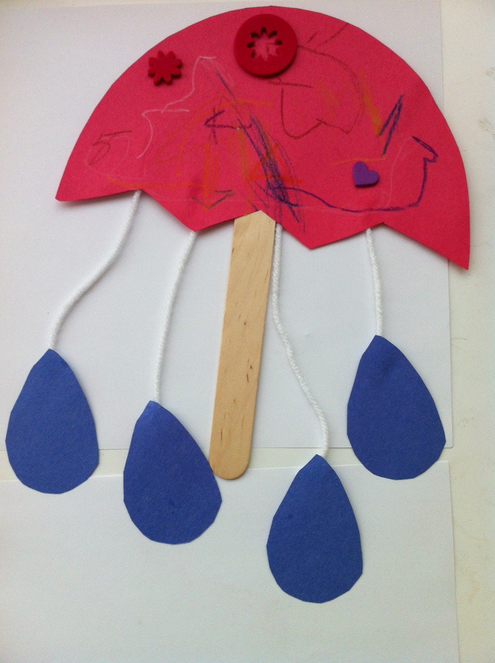Best ideas about Art And Craft Ideas For Preschoolers . Save or Pin Letter U Crafts Preschool and Kindergarten Now.