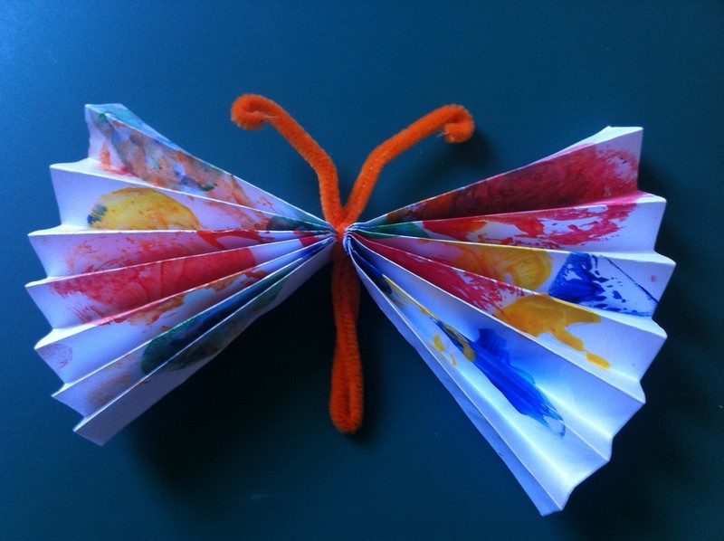 Best ideas about Art And Craft Ideas For Preschoolers . Save or Pin simple art and craft ideas for kindergarten Now.