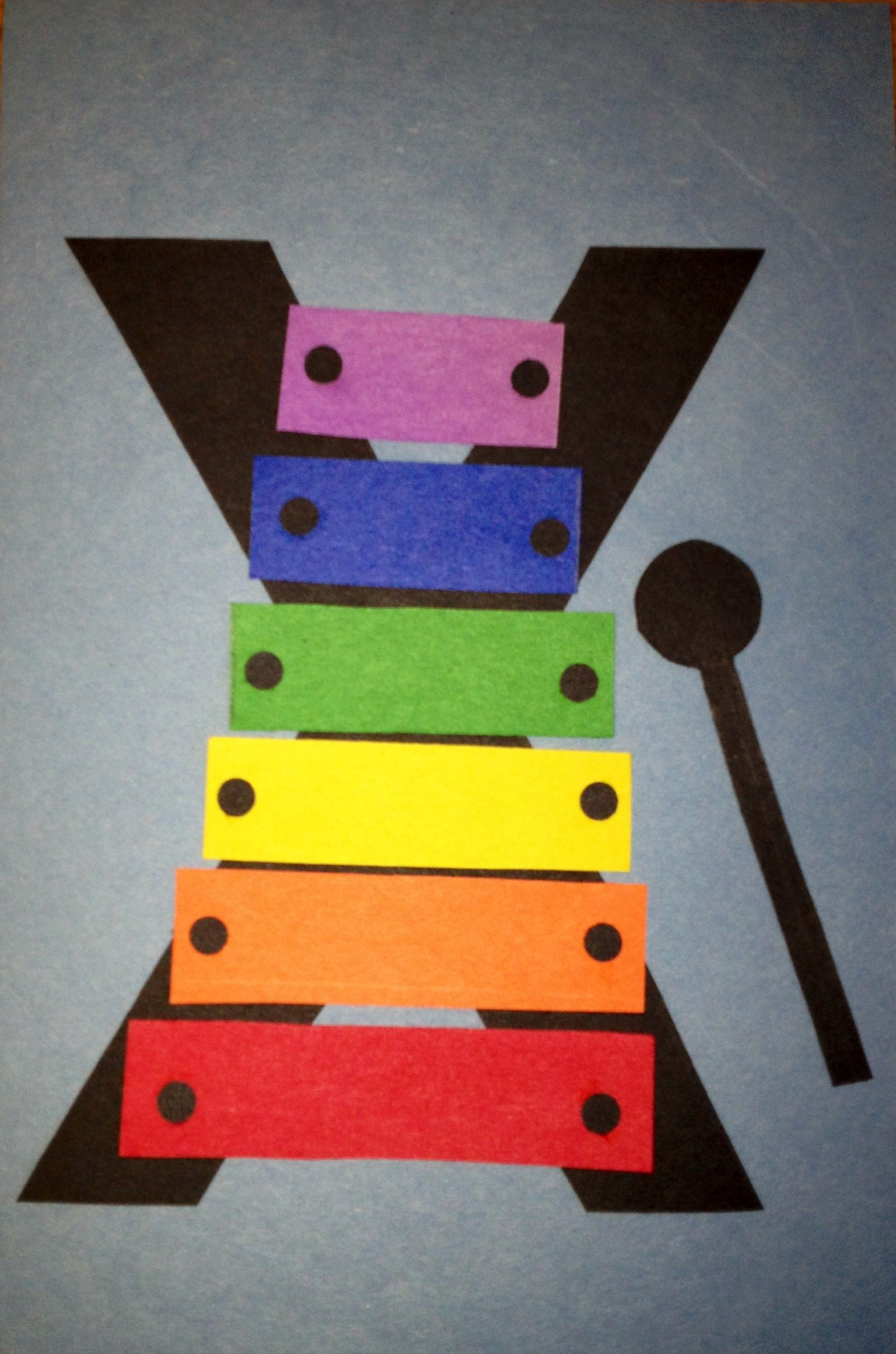 Best ideas about Art And Craft Ideas For Preschoolers . Save or Pin Preschool Letter X Craft Now.