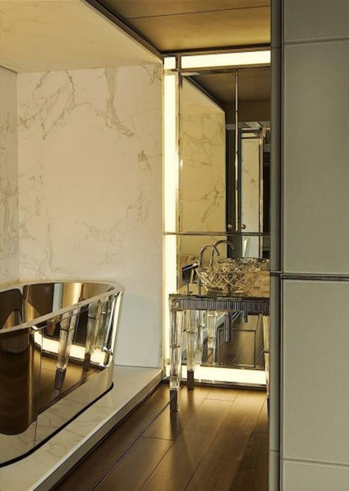 Best ideas about Art Deco Bathroom . Save or Pin Splendid Art Deco Bathrooms ideas Now.