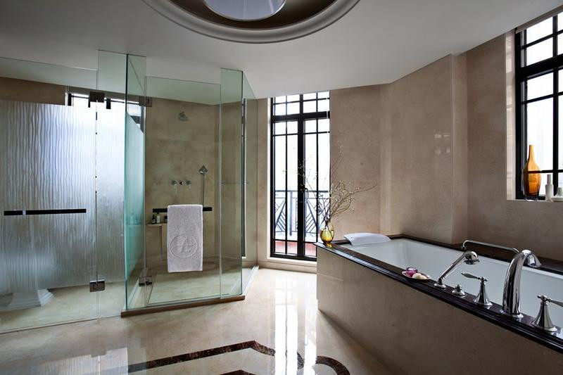 Best ideas about Art Deco Bathroom . Save or Pin Art Deco Bathrooms In 23 Gorgeous Design Ideas Rilane Now.