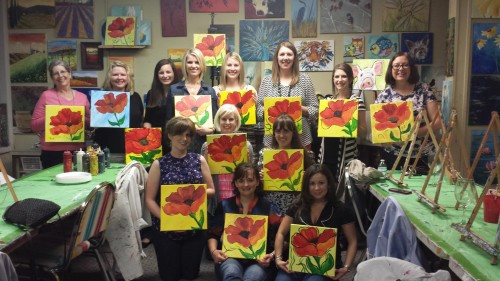 Best ideas about Art Party Ideas For Adults . Save or Pin 5 Ways to Celebrate an Adult Birthday Now.