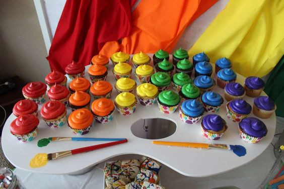 Best ideas about Art Party Ideas For Adults . Save or Pin 23 Creative Art Themed Party Ideas Paint Party Ideas Now.