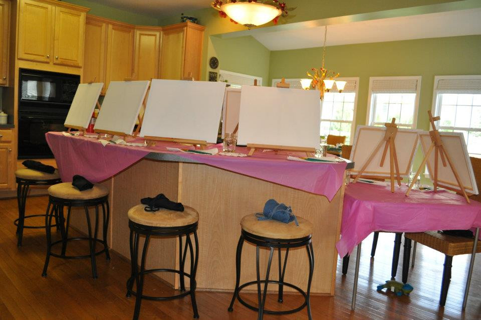 Best ideas about Art Party Ideas For Adults . Save or Pin Art Parties – No Experience Required Now.