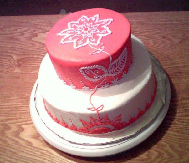 Artsy Birthday Cake  Batter Up Creations Artsy Cake
