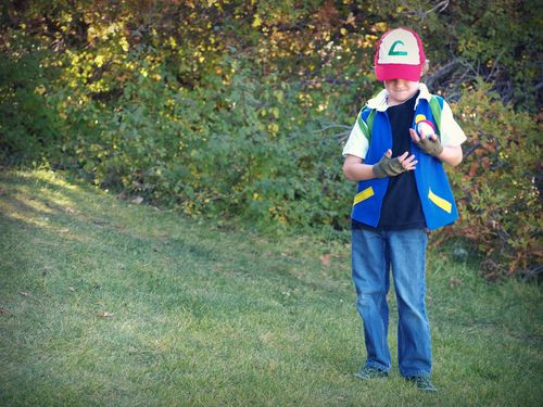 Ash Pokemon Costume DIY  6 Awesomely Nerdy DIY Halloween Costumes for Kids Nerdy