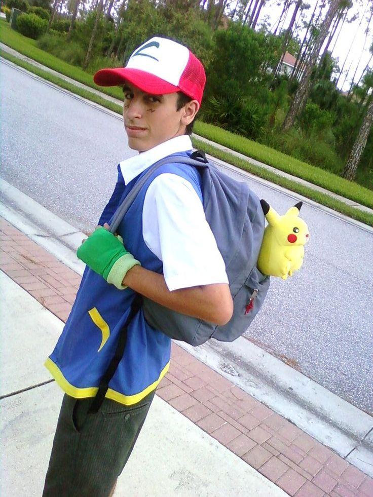 Ash Pokemon Costume DIY  78 Best ideas about Ash Ketchum Costume on Pinterest