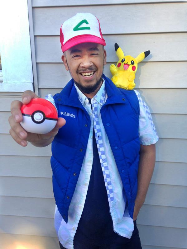 Ash Pokemon Costume DIY  DIY Pokémon Costumes