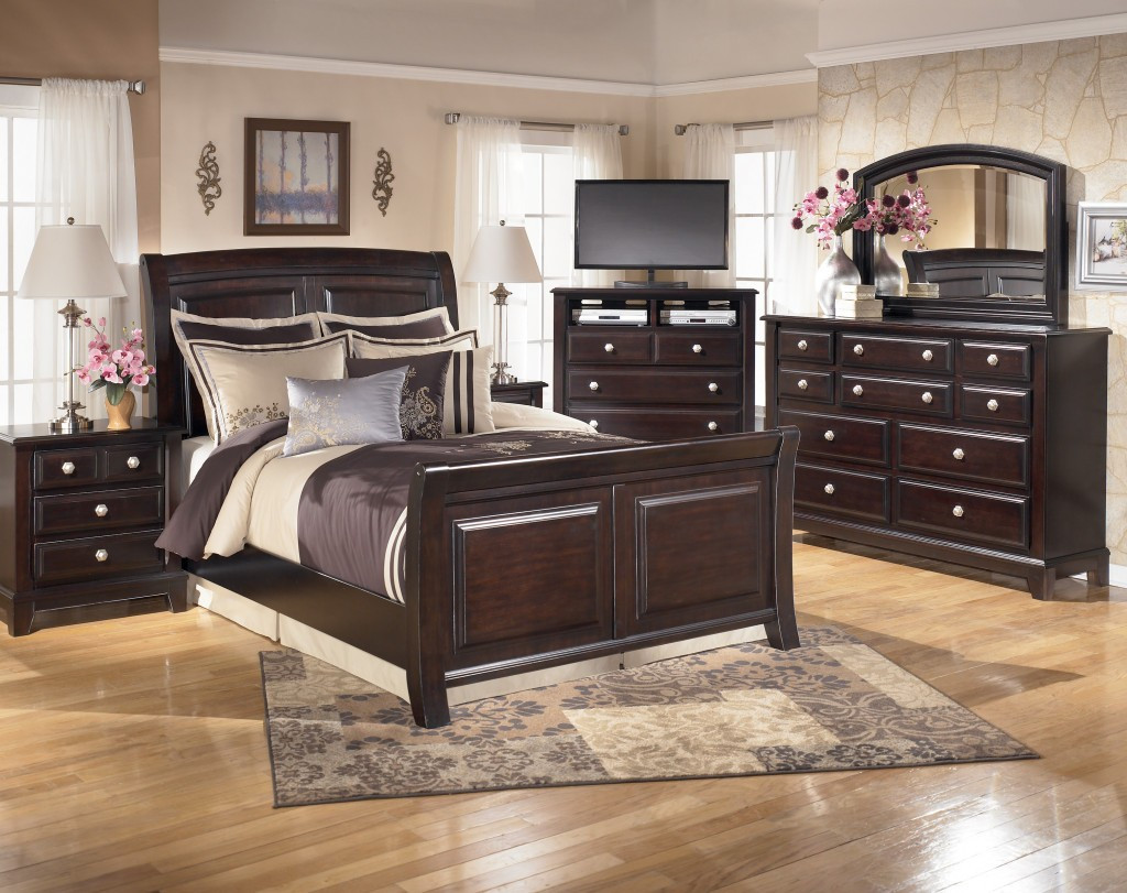 Best ideas about Ashley Bedroom Sets . Save or Pin Ashley Furniture Porter Bedroom Set Home Furniture Design Now.