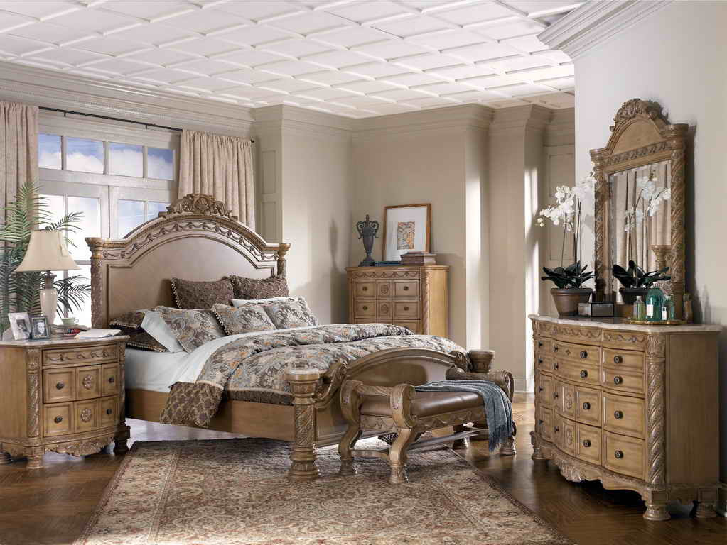 Best ideas about Ashley Bedroom Sets . Save or Pin Bedroom Sets at Ashley Furniture Home Furniture Design Now.
