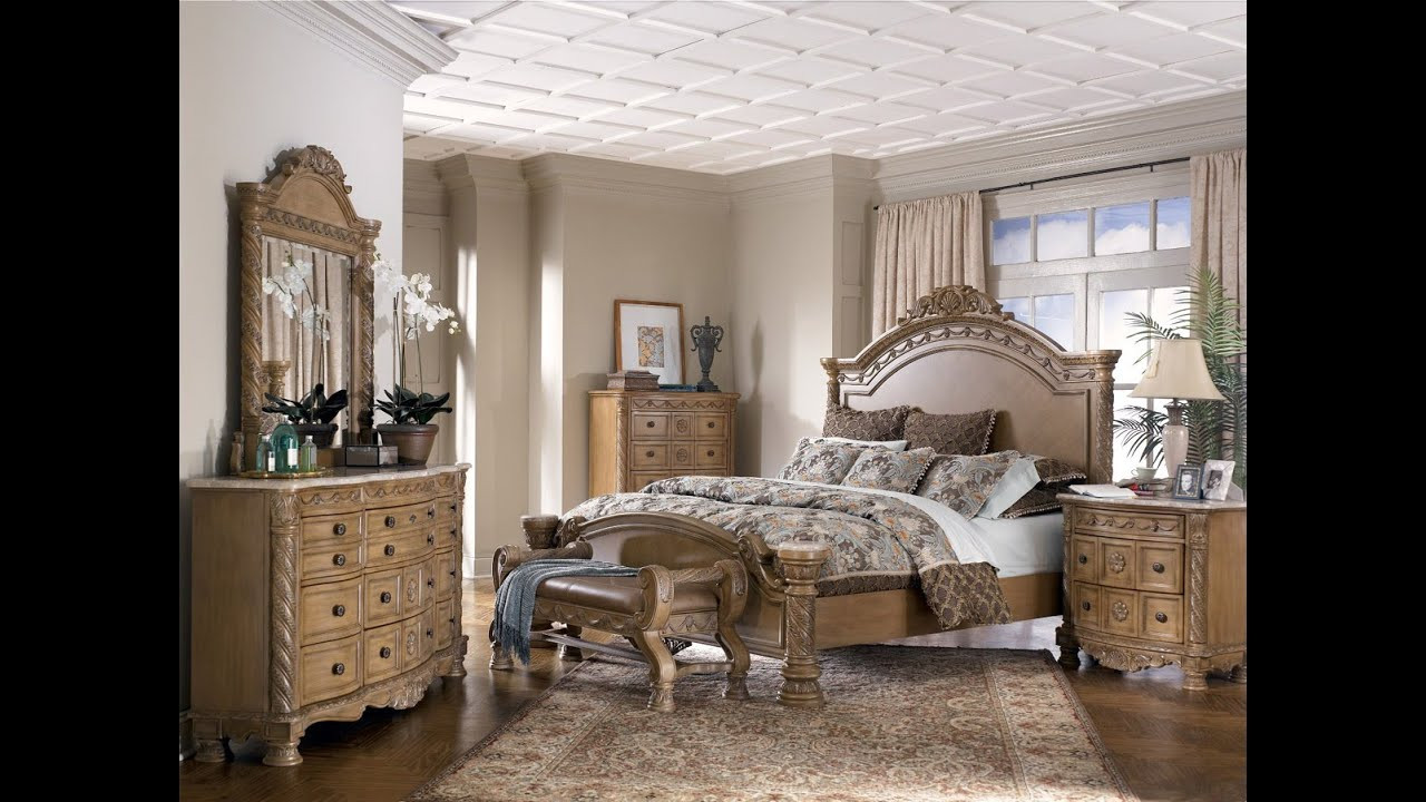 Best ideas about Ashley Bedroom Sets . Save or Pin Ashley Furniture Bedroom Sets King Now.