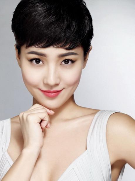 Asian Haircuts Female  Korean short hairstyle for women