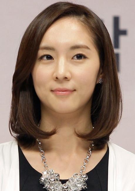 Asian Haircuts Female  Asian medium length hairstyles
