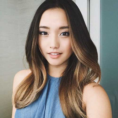 Asian Haircuts Female  25 Asian Hairstyles for Women