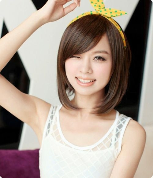 Asian Haircuts Female  Most Popular Asian Hairstyles for Short Hair PoPular