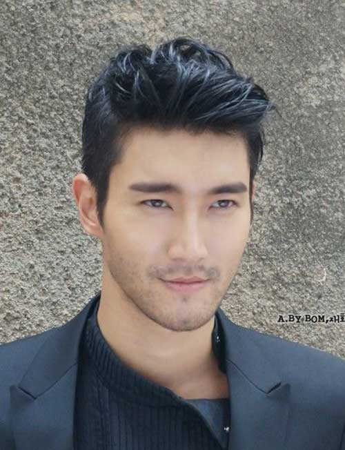 Asian Hairstyles Males  Asian Men Hairstyle Ideas