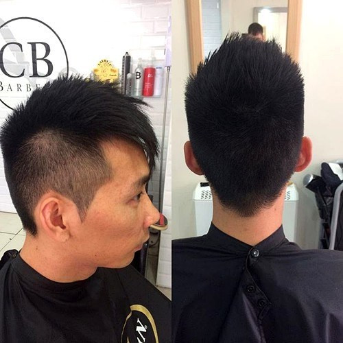 Asian Undercut Hairstyle  40 Brand New Asian Men Hairstyles