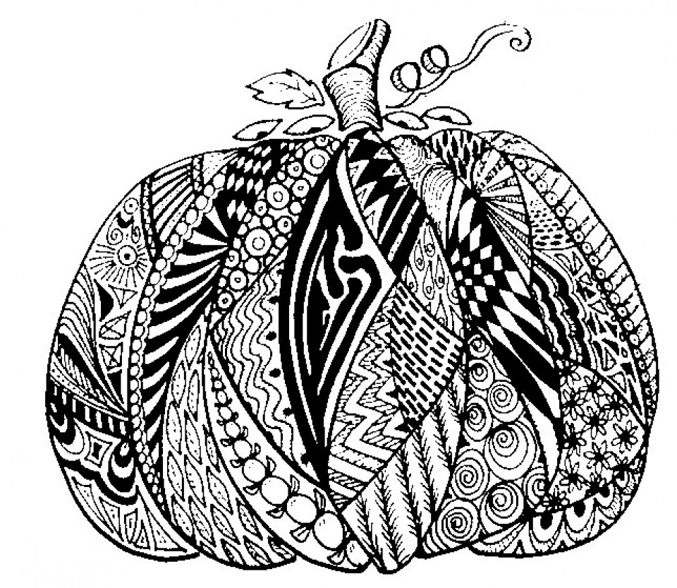 Autumn Coloring Pages For Adults  Get This Printable Autumn Coloring Pages for Adults jk99nm