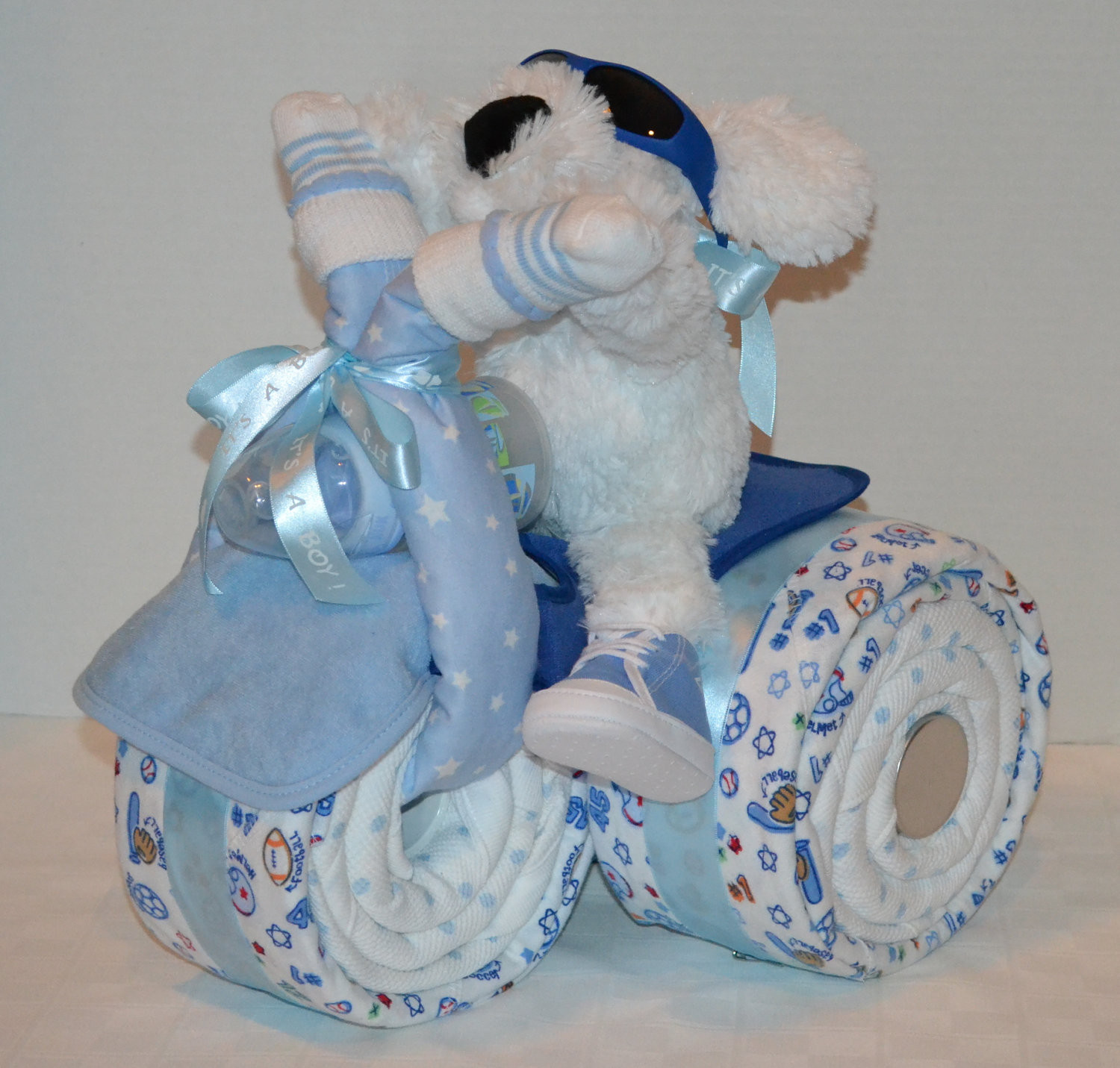 Best ideas about Baby Boy Baby Shower Gift Ideas . Save or Pin Boy Baby Shower Themes Now.
