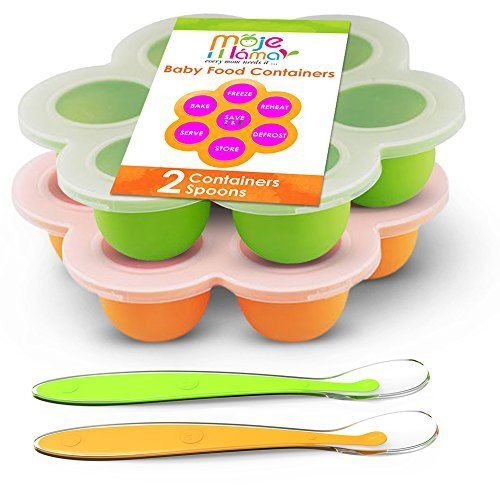 Best ideas about Baby Food Storage . Save or Pin Best Homemade Baby Food Storage Container Freezer Trays Now.