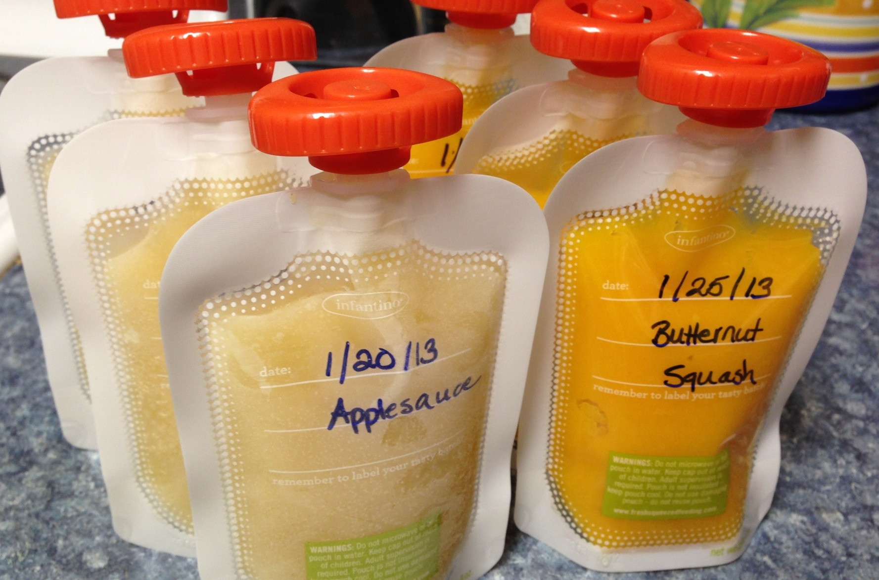 Best ideas about Baby Food Storage . Save or Pin Baby food storage Now.