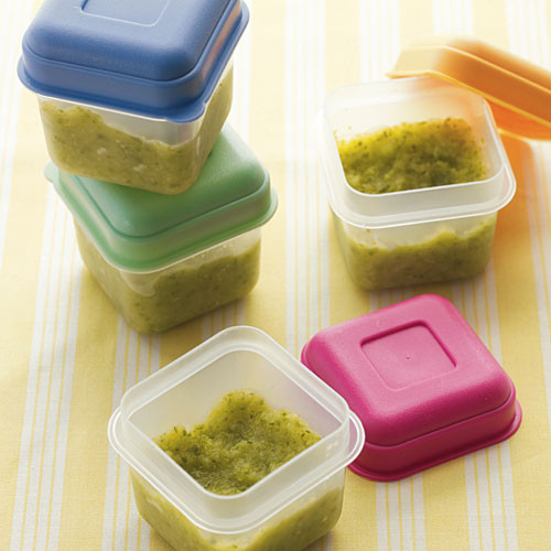 Best ideas about Baby Food Storage . Save or Pin Homemade Baby Food Storage Now.