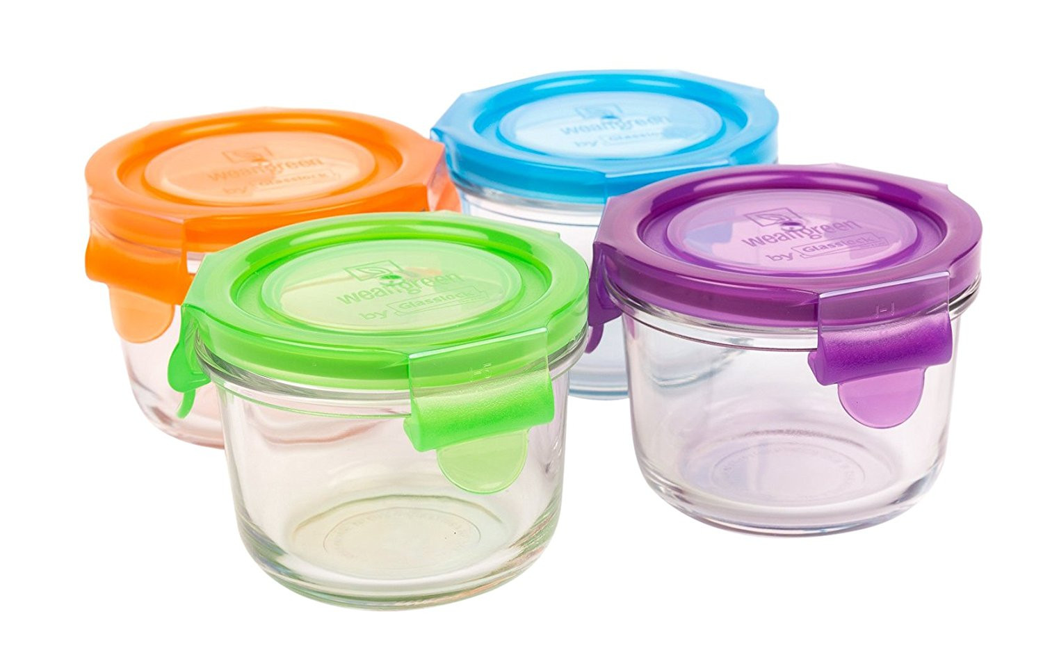 Best ideas about Baby Food Storage . Save or Pin Wean Bowls Leakproof Glass Homemade Baby Food Storage Now.