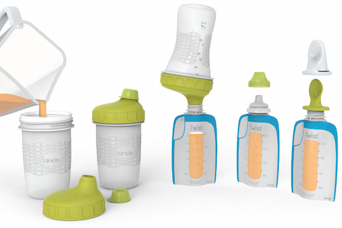 Best ideas about Baby Food Storage . Save or Pin Why we love the Foodii baby food storage system Now.