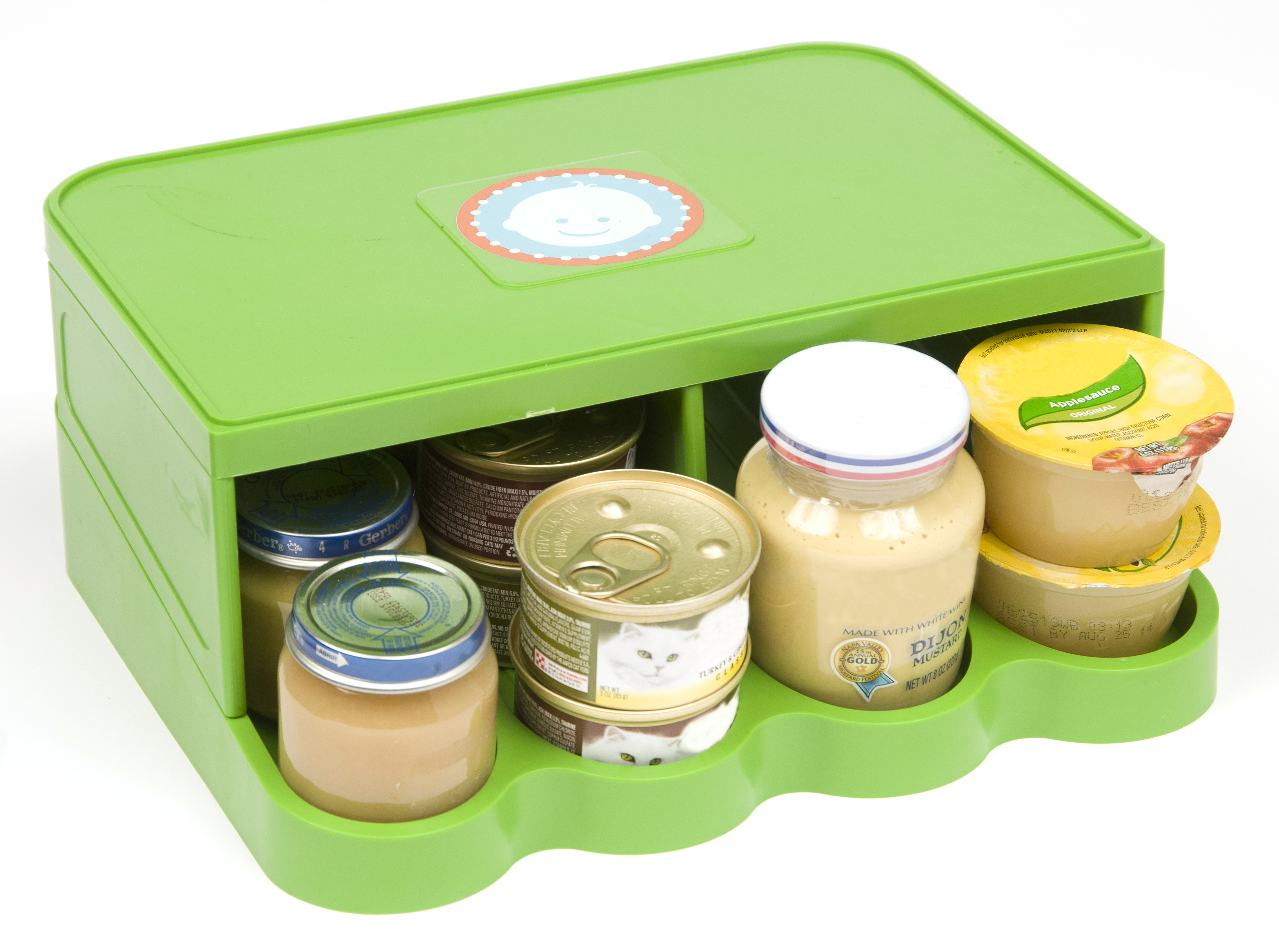 Best ideas about Baby Food Storage . Save or Pin Baby food storage solutions to help you cut the clutter Now.