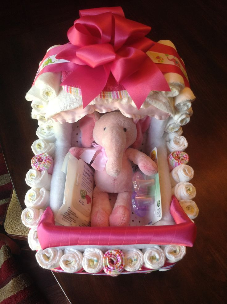 Best ideas about Baby Gift Ideas For Girl . Save or Pin 32 best images about Baby shower t ideas on Pinterest Now.